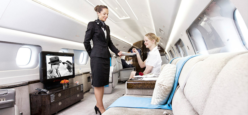 Bespoke Private Jet Charter Travel