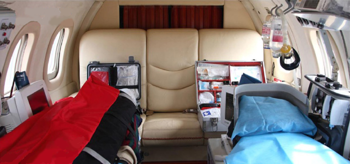 Air Ambulance Medevac and Medical Flights