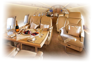 Luxury Private Jet Hire