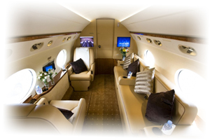 Gulfstream G550 Private Jet Charter & Hire