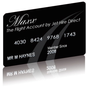 Maxx The Block Hour Jet Card Flight Account