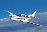 Beech Baron_B58 Private Hire and Charter