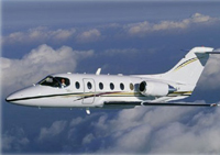 Beech Jet 400 Private Jet Charter