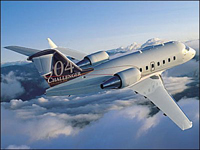 Challenger 604 Private Aircraft Charter