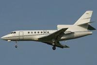 Falcon 50EX Private Jet Charter