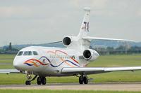 Falcon 7X Private Aircraft Charter