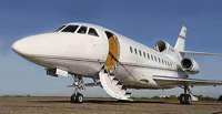 Falcon 900EX Easy Private Aircraft Charter