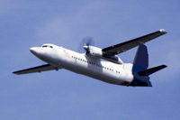 Fokker 50 Private Jet Hire