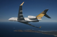 Global 5000 Private Aircraft Charter