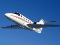 Hawker 400XP Private Jet Hire
