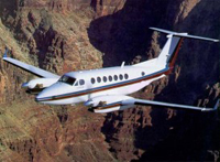 Kingair 350 Private Jet Charter