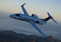 Learjet 45 Private Jet Hire