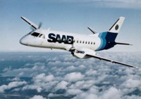 Saab 340 Private Jet Charter