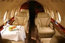 Private Jet Charter Hawker 800XP