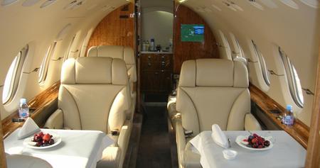 Hawker 900XP Private Jet Hire