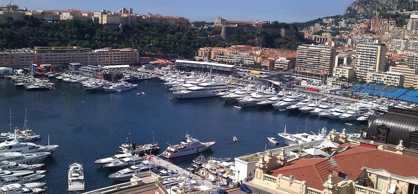 Flights to Monaco Grand Prix GP