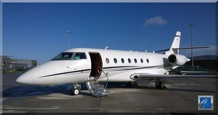 Private Jet Charter Gulfstream G200