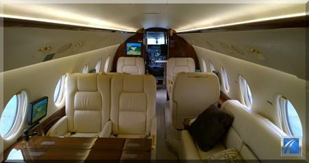 Private Jet Hire Gulfstream G200