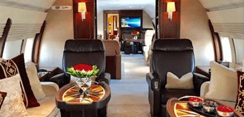 Private Jet Hire Boeing BBJ Business Jet